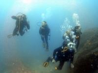 Inmersión con equipo en La Herradura 4 horas