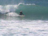 Clase surf adultos iniciación grupo Tarifa 2 horas