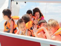 Nautical adventures with the kids
