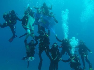Curso buceo Advanced Open Water PADI en Candás