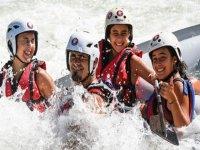Rafting con niños en Murillo de Gallego 1 jornada