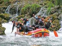 Rafting en los Mallos de Riglos 1 jornada