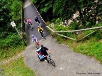 Bicicletta da discesa Senda del Oso