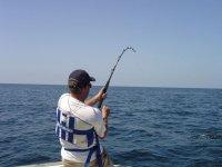 喜欢海钓钓拖钓