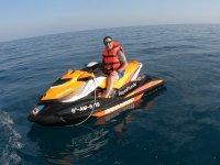 Rental jet ski in Almería