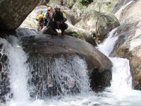 vivere il canyoning