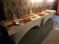 Catering para team building