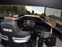 Racing simulation technology