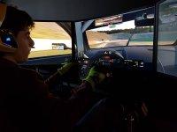 Simulator race