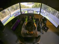 Seeing the circuit in the simulator