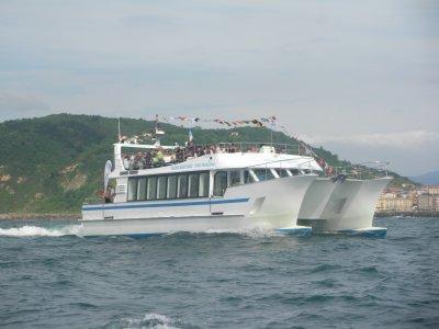 Catamarán Ciudad San Sebastián