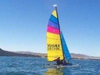 Aprende  a navegar en catamaran