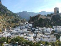 Villages in the Sierra de Cazorla