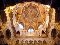 Dome of the Mosque of Cordoba