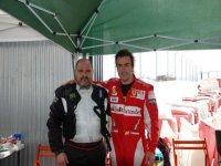 Fernando Alonso nos visitó
