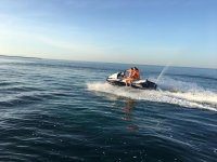 Have fun in the sea