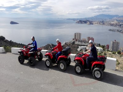 Fun & Quads Adventure Benidorm Quads