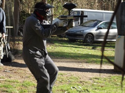 Rias Baixas Paintball