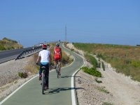 Bicycle touring in Cádiz