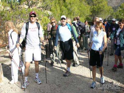 Benidorm Nordic Walking