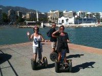 Una forma muy comoda de moverse por Marbella