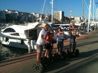Recorrido por el puerto de Marbella