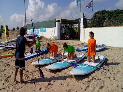 WindSports Daimús Paddle Surf
