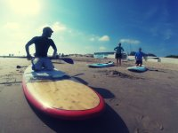 Disfruta del paddle surf en Valencia