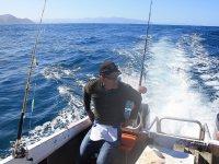 Pesca en alta mar en la Costa Blanca