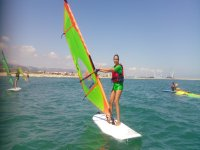 Impara a fare windsurf