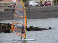Practicas de windsurf