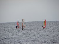 Windsurf desde Las Galletas