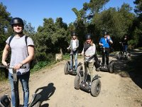 Turismo a Barcellona in segway