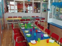 Tables for birthday and events