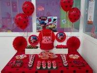 Mesa de dulces para el cumple