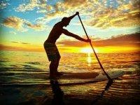 Enter your board on the Costa Dorada