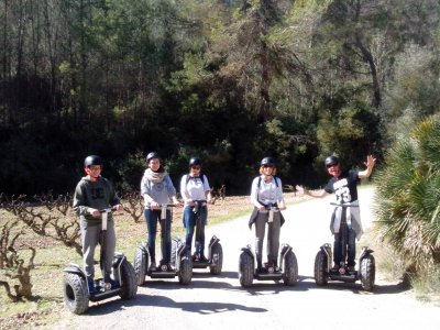 Segway & Tours Team Building