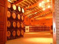 Almacenaje de vinos