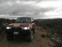 garnet off-road