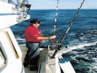Fishing sporty.