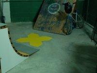 skatepark hangar