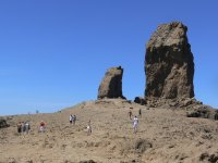 Senderismo al Roque Nublo