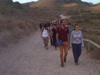 Expedicion caminando