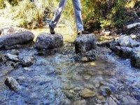 Caminando entre las piedras