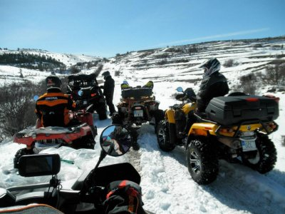 All Mountain Outdoor Quads
