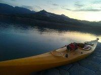 nuestro kayak