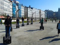 all on segway