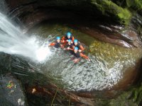 Canyoning on the Cantabrian cornice