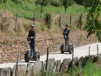Segway en Navarra
