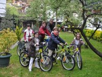 Todos en bicicleta